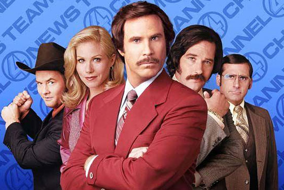 The Legend of Ron Burgundy