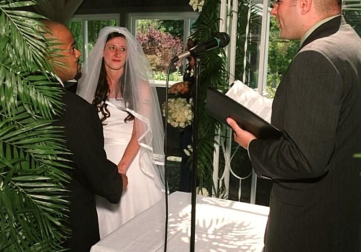 Simple Wedding Ceremony For Pastors