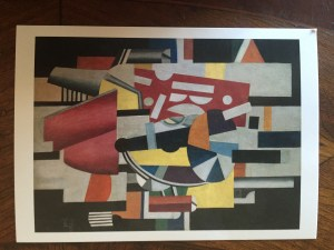 "Fernand Léger""s The Typographer"