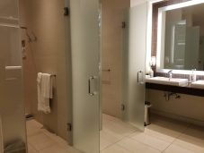 Personal Dressing Room Showers
