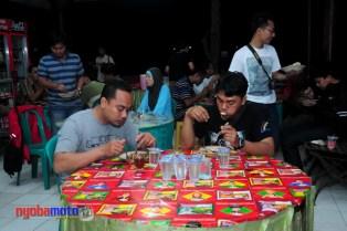 Semalam di Papuma Gala Diner Fun Game Ice Breaking 11
