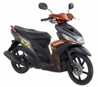 New Mio M3 125 Hashtag Brown