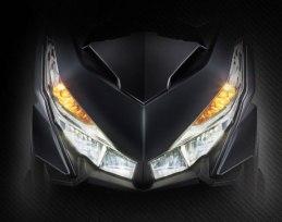 Honda Vario 150 Tampang Muka