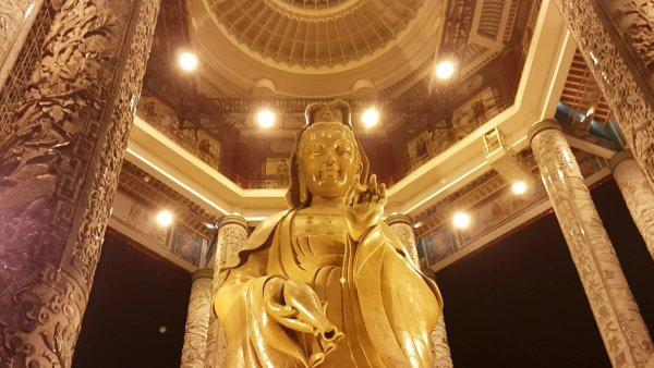 Kwan Yin. Buddha,