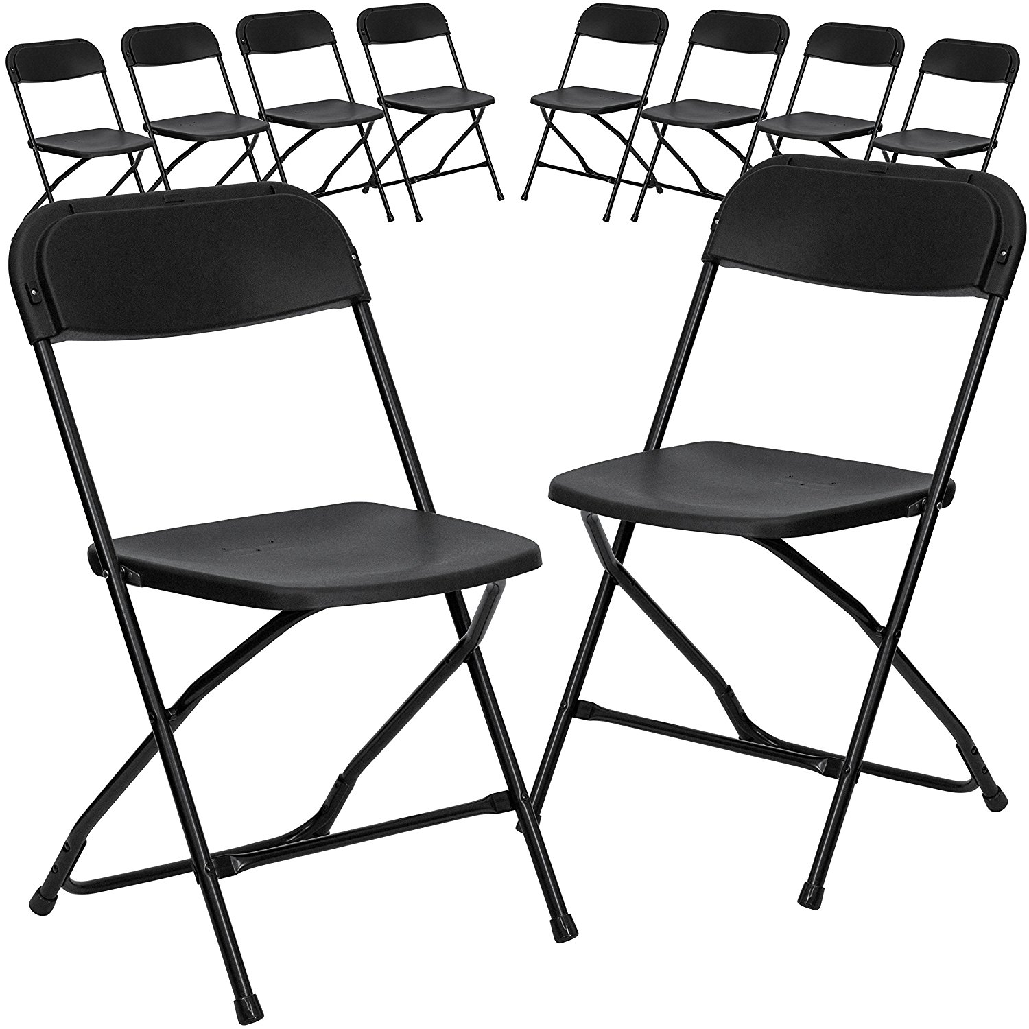 Folding Chairs For Rent A Folding Chair Affordable Plastic Black For Rent Party