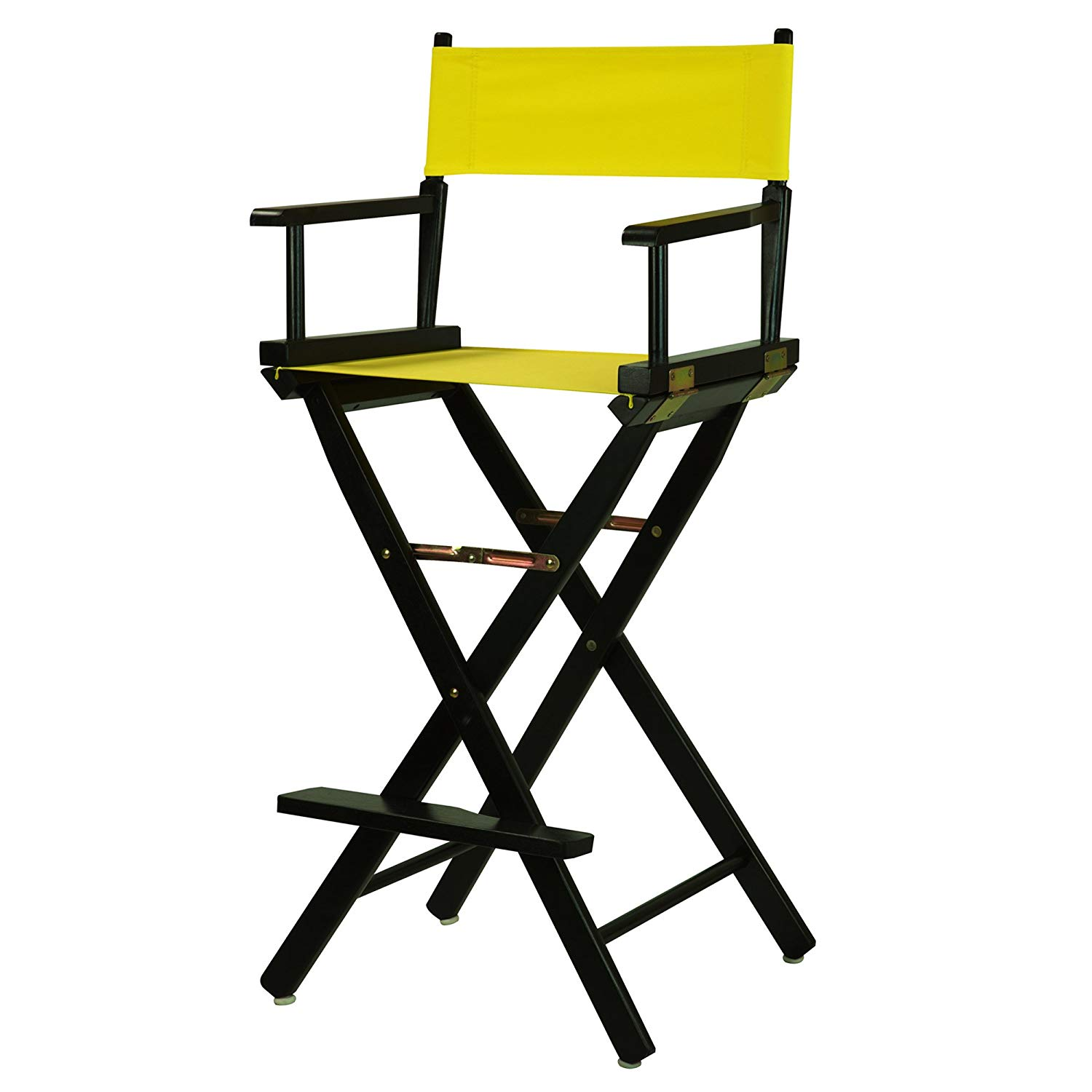 chair cover hire newport revolving hardware bar stools d directors black frame with