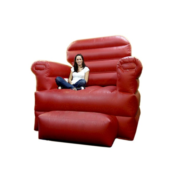 Giant Inflatable Chair  Photobooths  NY Party Works