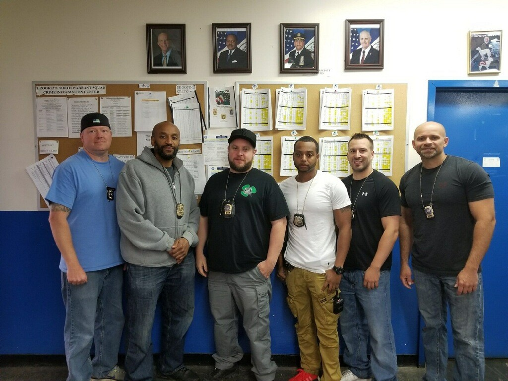NYPD Fugitive Enforcement Officers Keeping NYC Safe - NYPD News