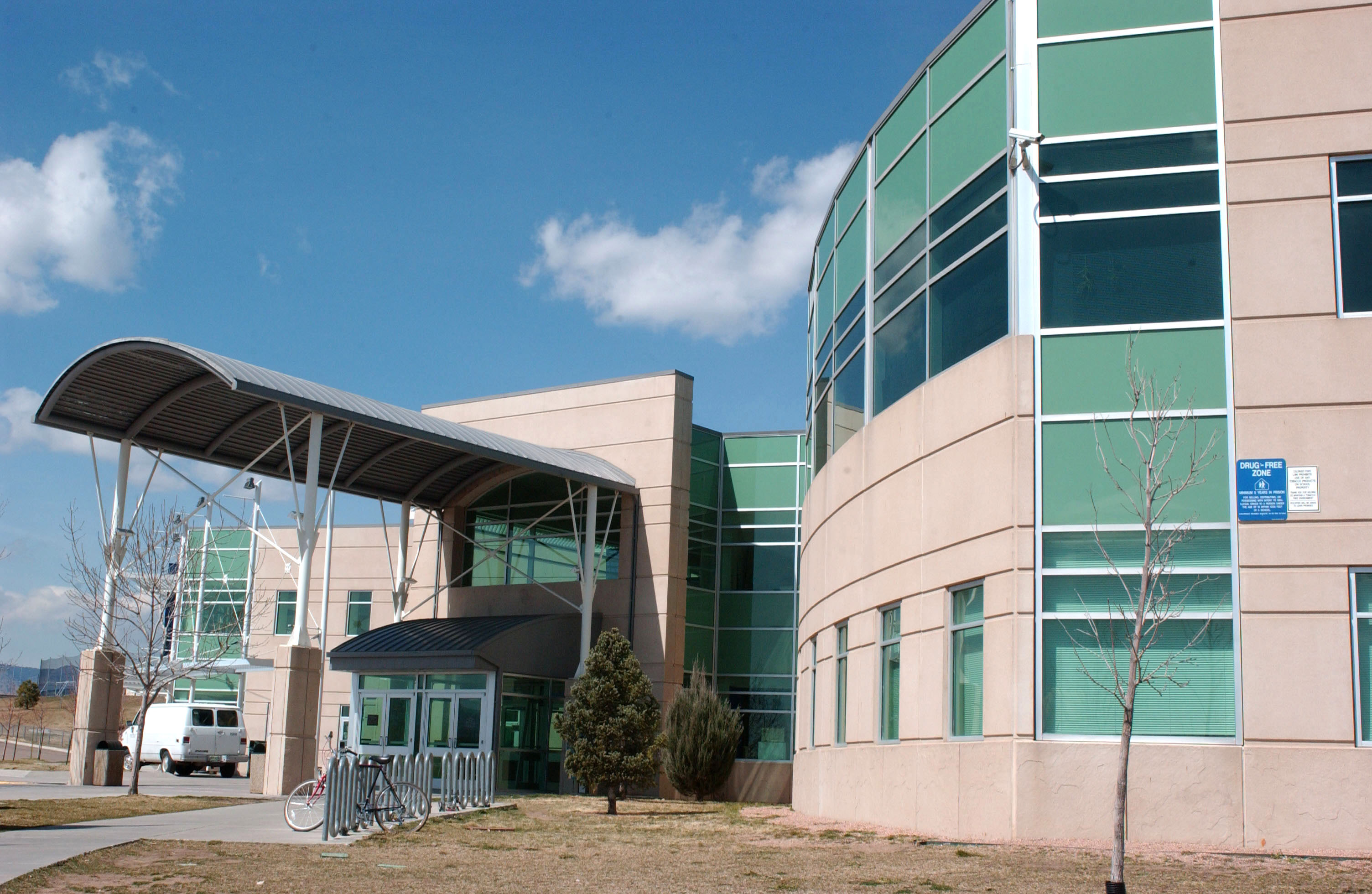 columbine high school on lockout after phone threats