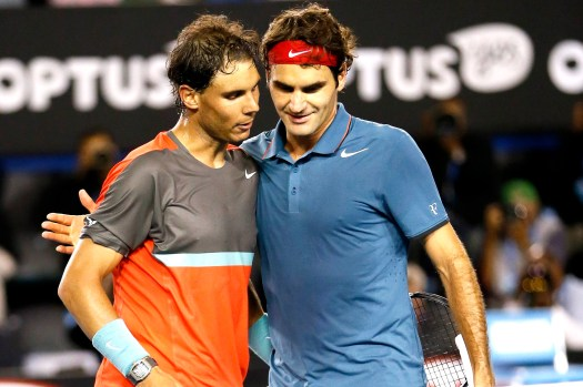 Nadal continues dominance of Federer to reach Australian ...