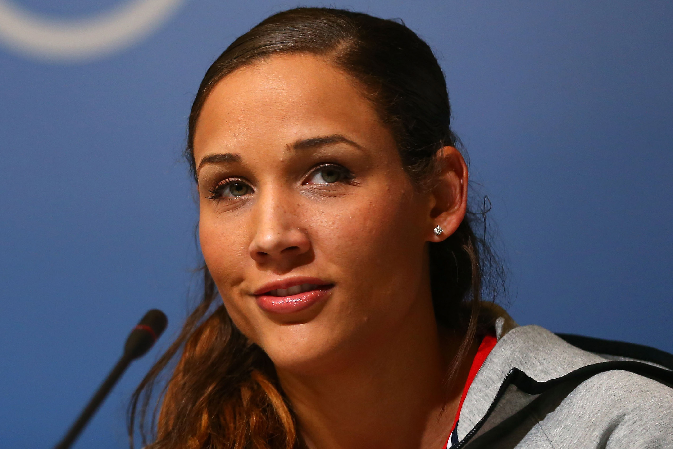For Lolo Jones at the Olympics, Everything Is Image - The New York Times