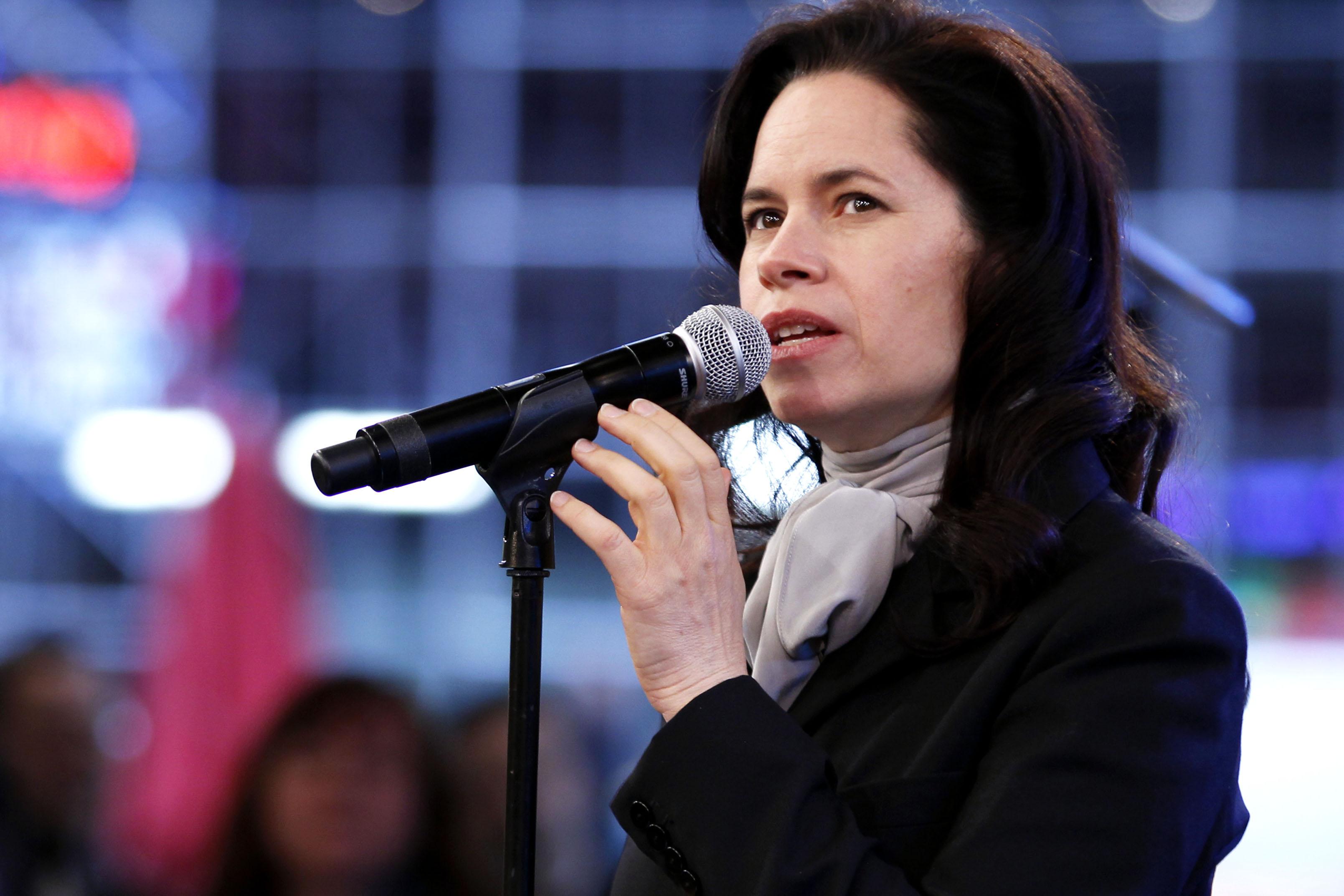 Natalie Merchant S Upstate New York
