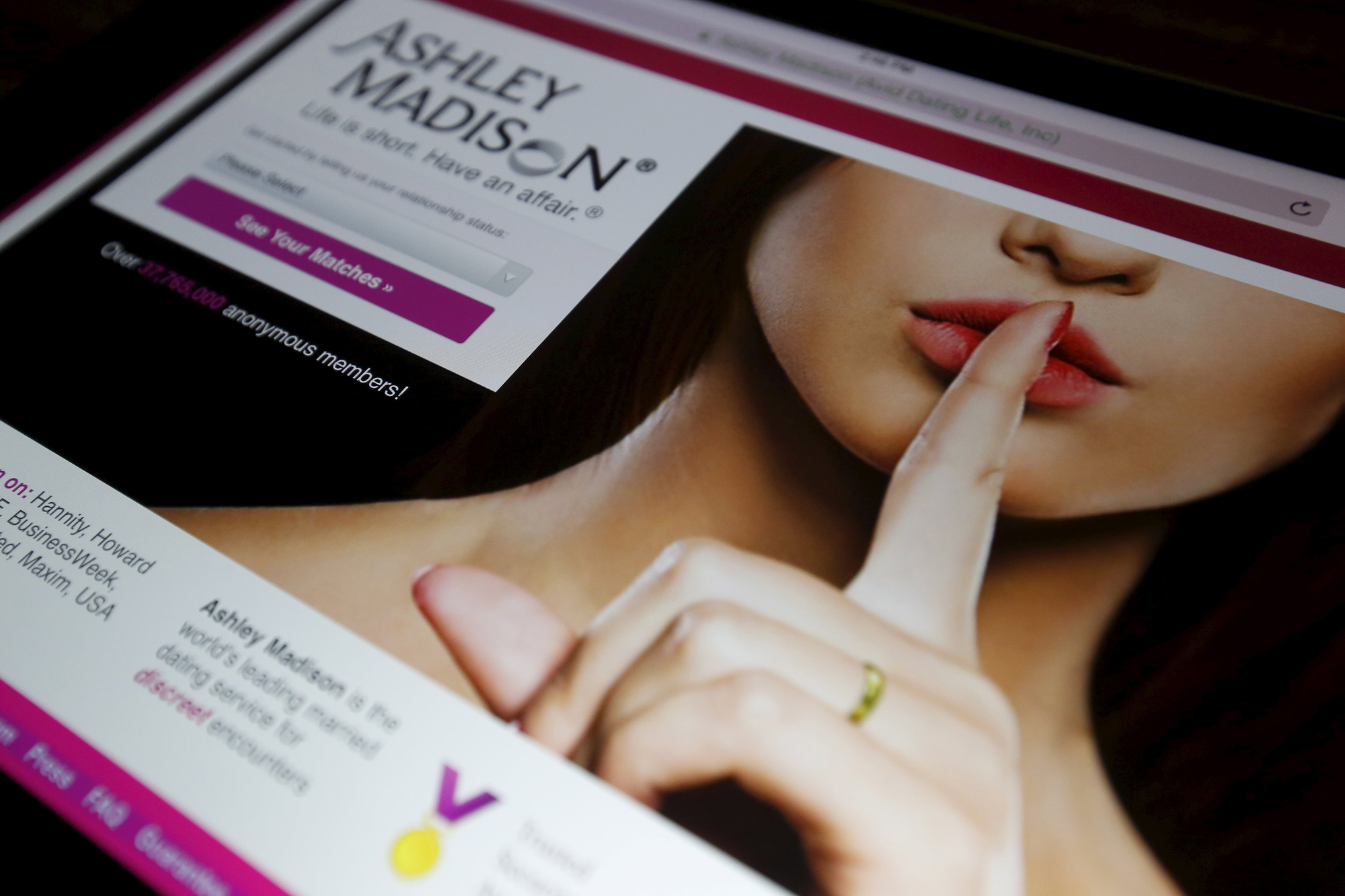 List my city ashley madison How to