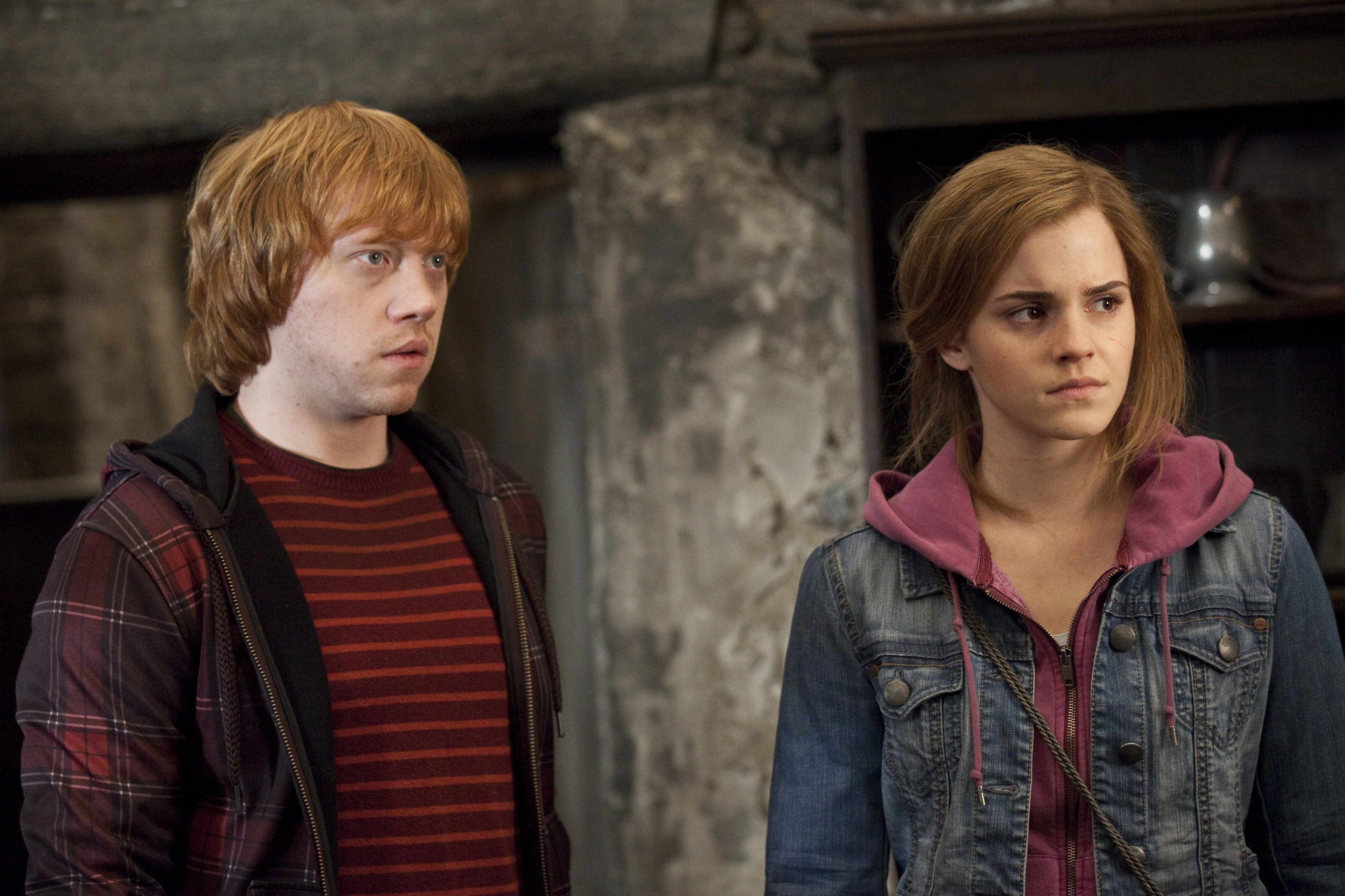 Rupert Grint Did Not Want To Kiss Emma Watson In Harry Potter