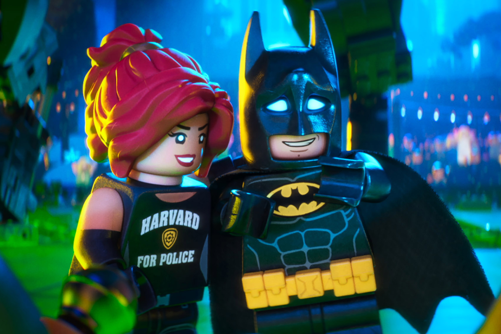 Will Arnett Is Back In Black In Hilarious Lego Batman Movie