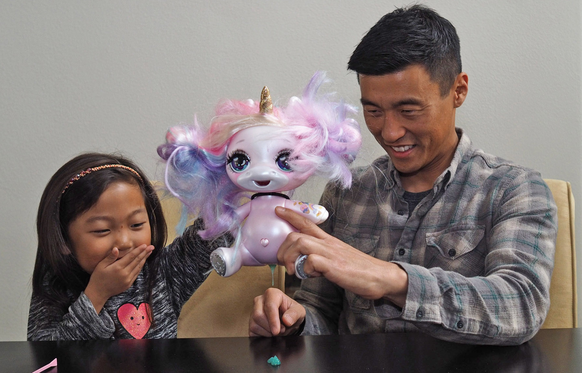 The Toy Network Unicorn Poop Slime