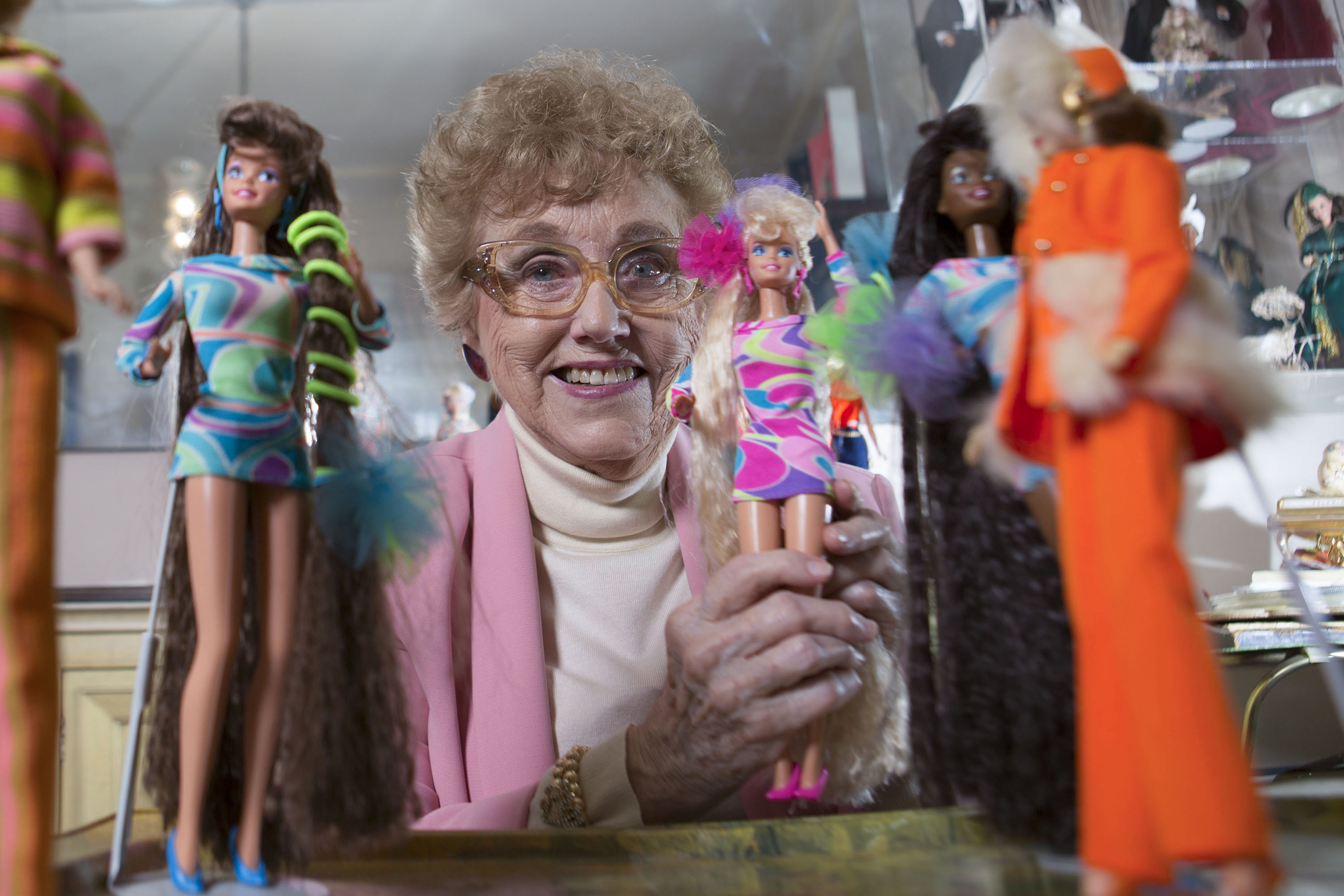 Meet Barbie S Fashion Designer