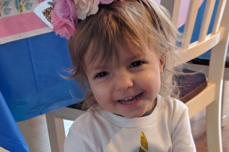Georgia Toddler Diagnosed With Ovarian Cancer