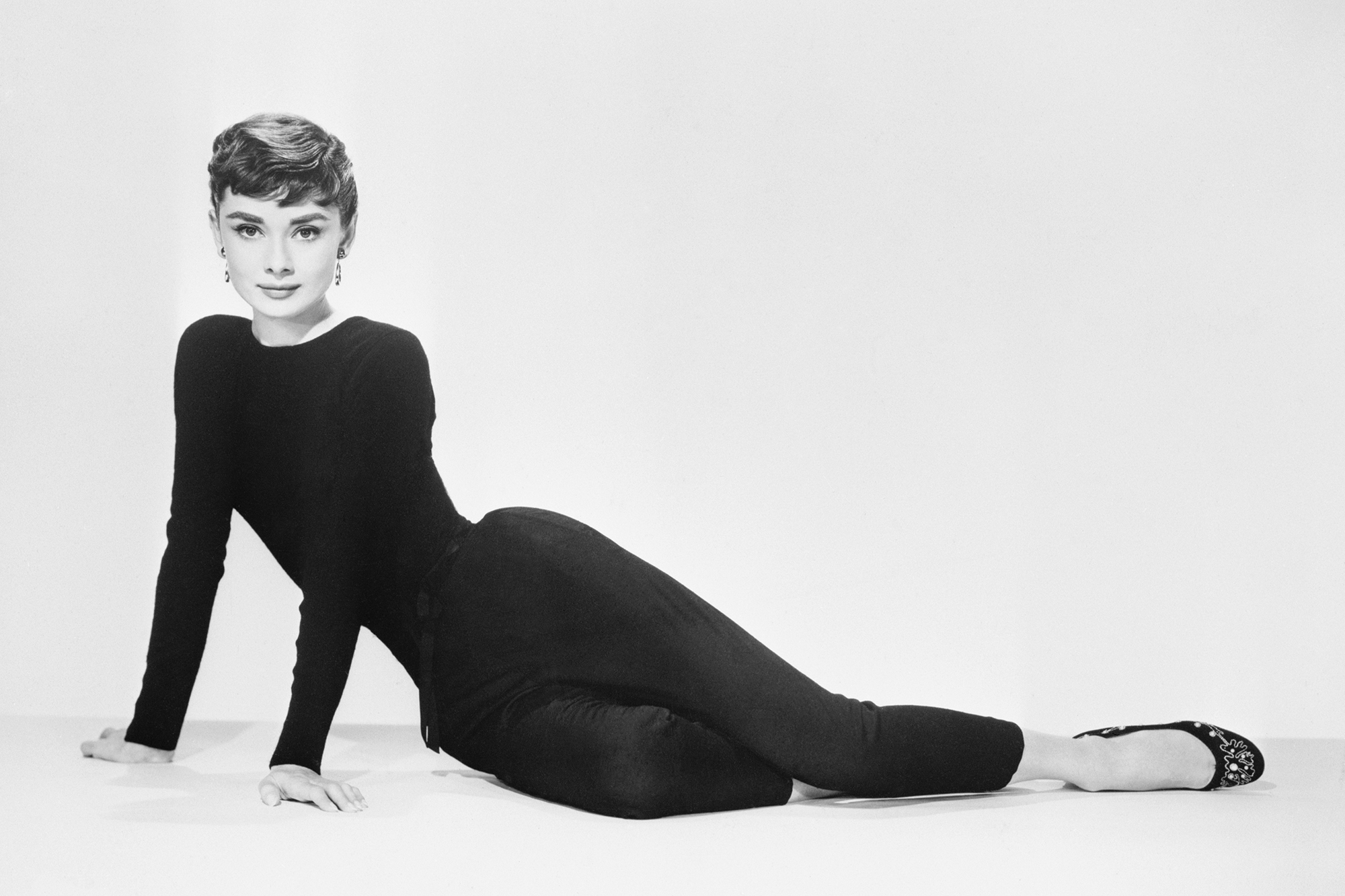 Movie about naked girls in ww11 Hollywood Legend Audrey Hepburn Was A Wwii Resistance Spy