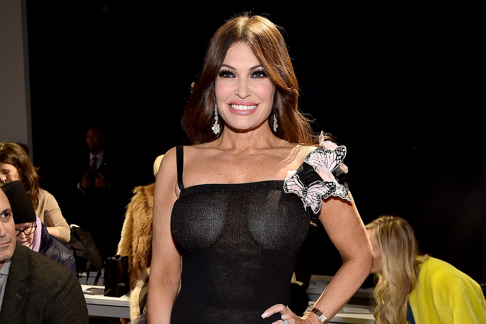 Kimberly Guilfoyle lands top spot in Trump campaign
