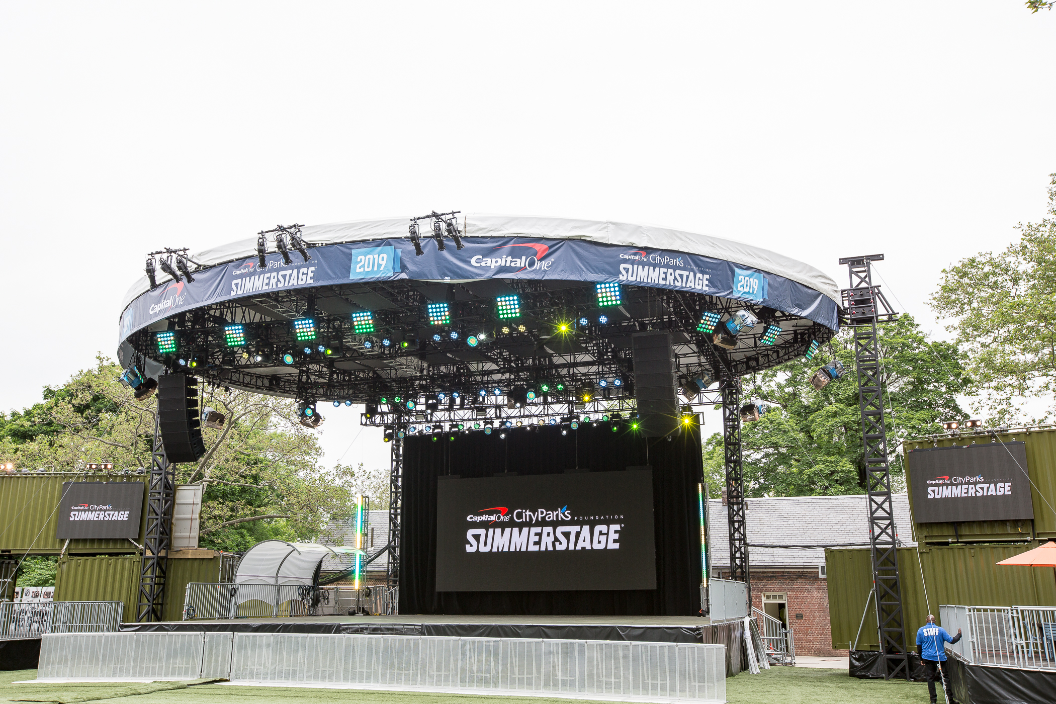 summerstage free Concerts