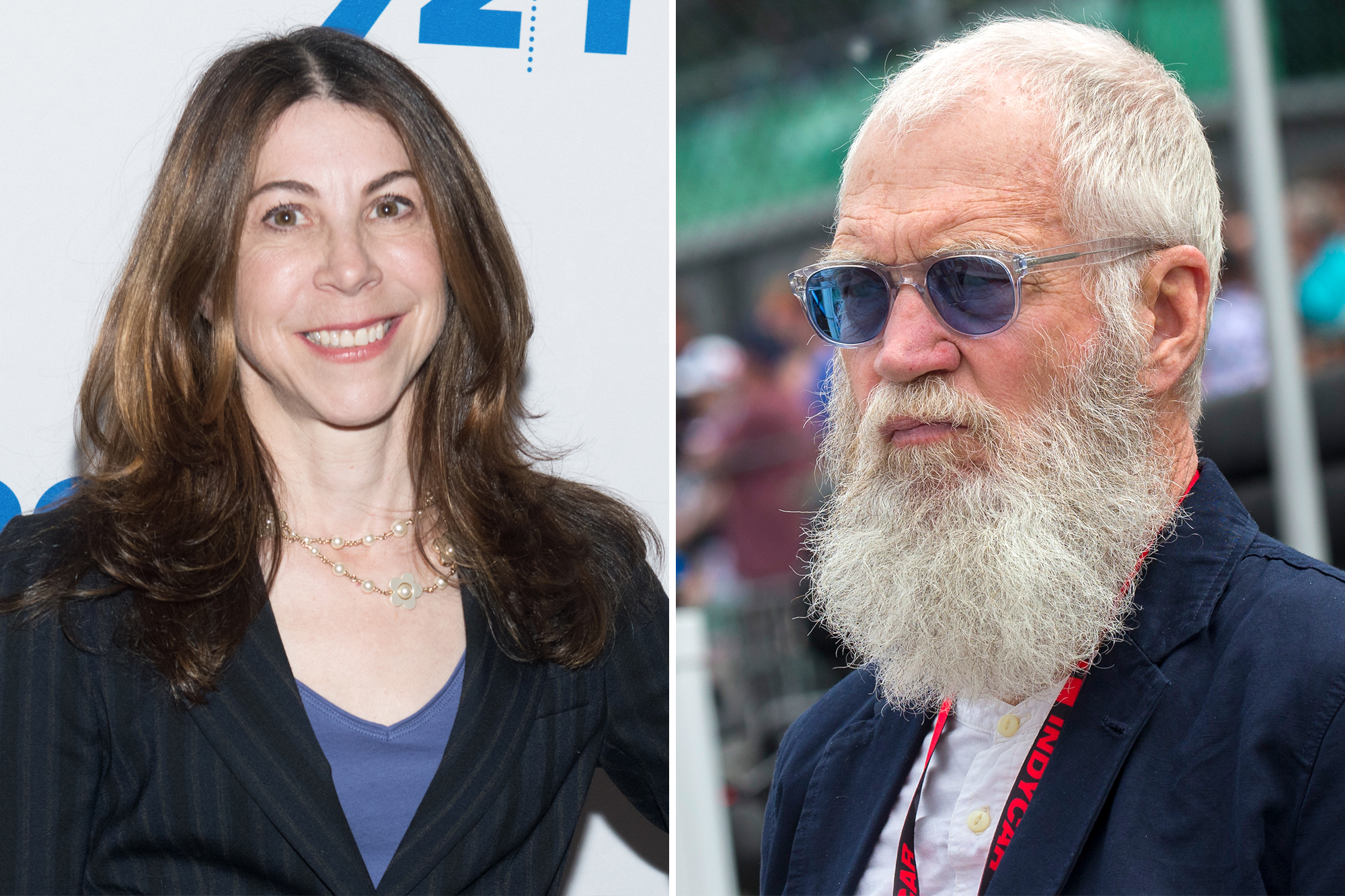 David Letterman apologizes to Nell Scovell for 'sexual favoritism'
