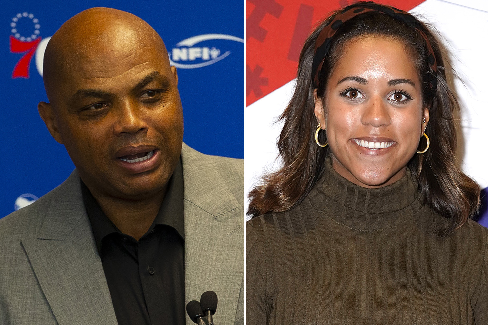 Alexi Mccammond Claims Charles Barkley Said He Would Hit Her Read more to know all about maureen blumhardt's son, husband, children, and more. alexi mccammond claims charles barkley