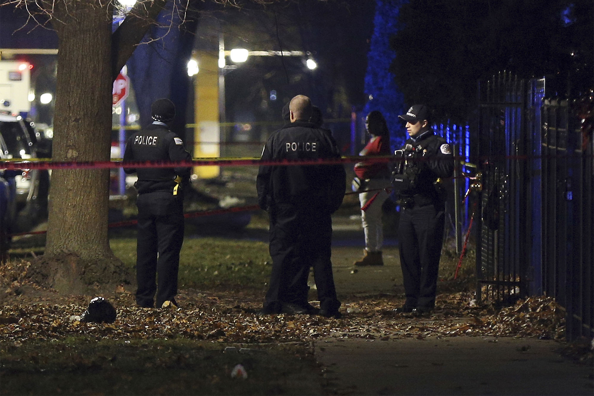 Nearly 50 People Shot in Chicago Since Friday, 8 Killed