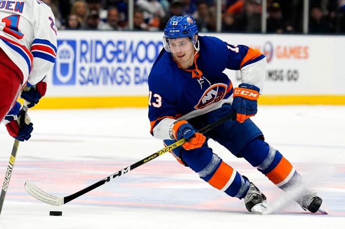 Islanders have plenty to consider with Mat Barzal's future