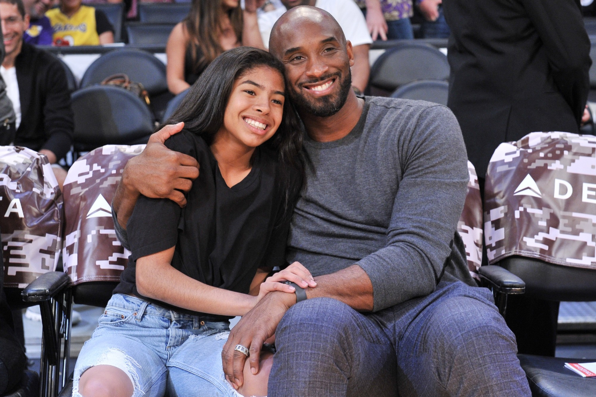 Kobe Bryant S Daughter Gianna Was An Aspiring Basketball Star