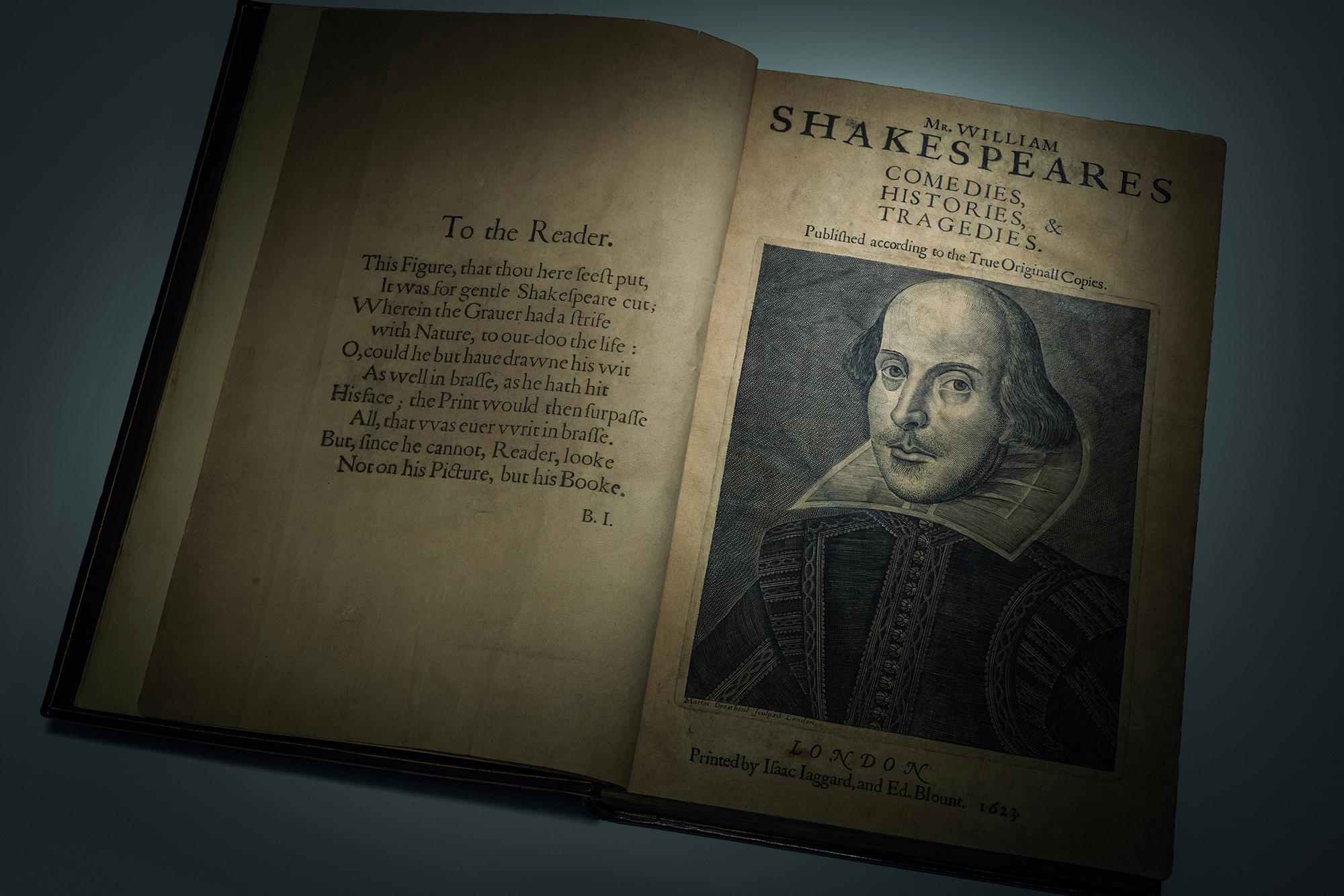 PRIMJERAK IZ 1623. GODINE! Zbirka Shakespearovih drama prodana za skoro 10 miliona dolara