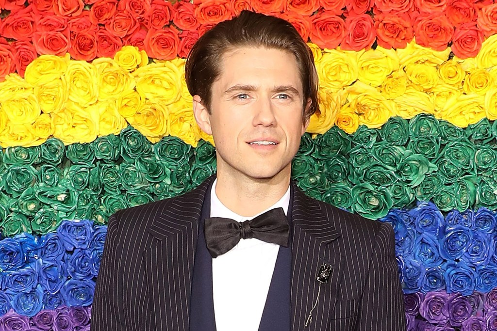 """Aaron Tveit is the only Best Actor in a Musical nominee, but a worthy one, for """"Moulin Rouge."""""""