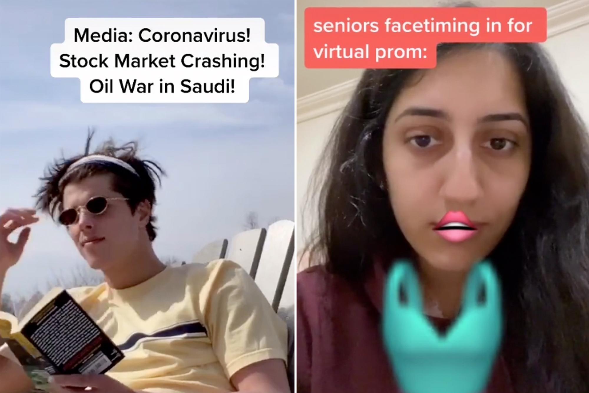 Funny Quarantine Memes And Tiktoks To Make You Smile Amid Coronavirus