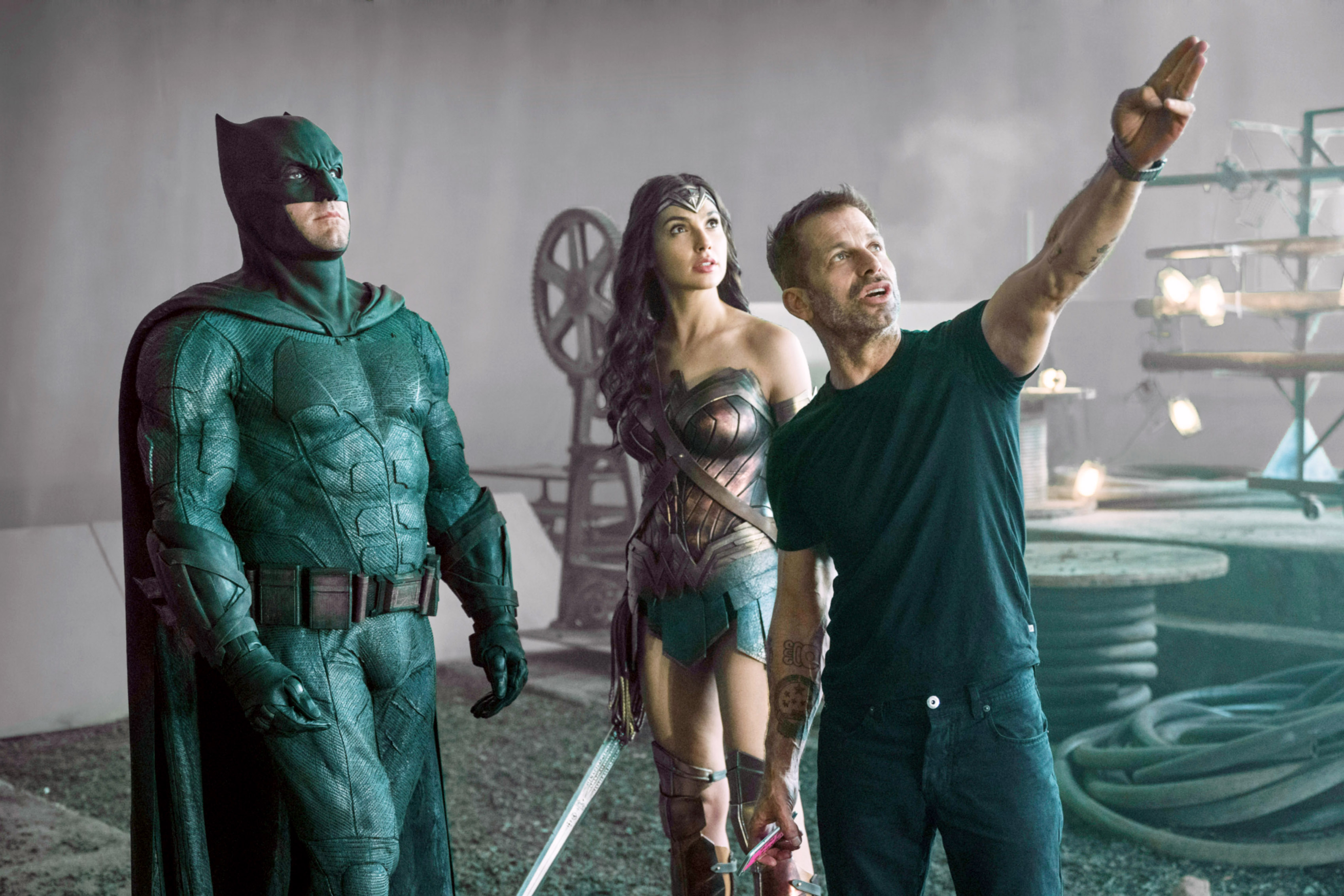 Zack Snyder's 'Justice League' cut proves DC is a sloppy mess