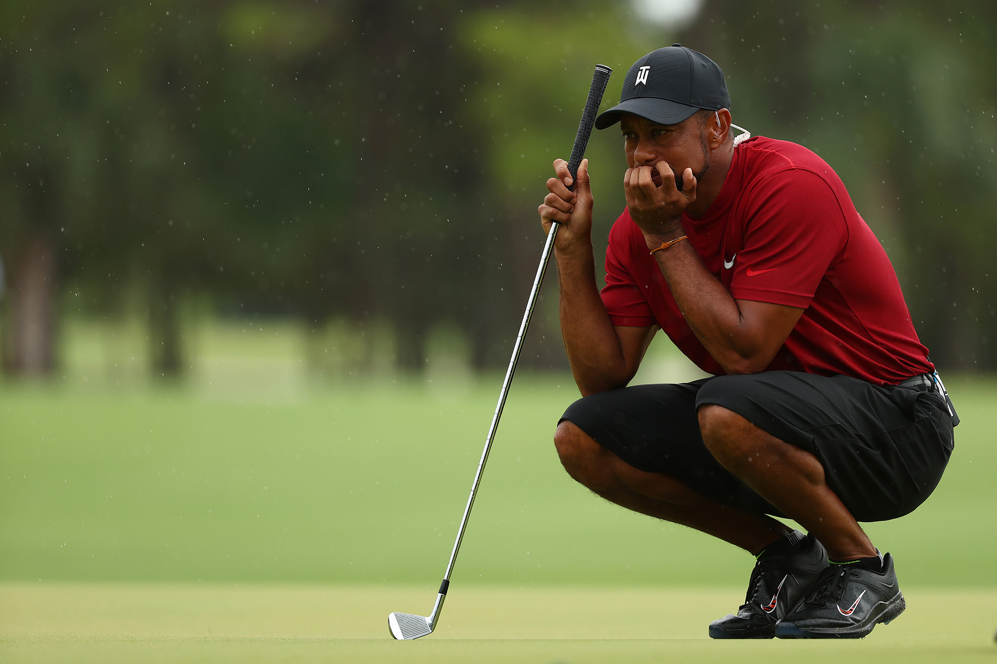 Tiger Woods Golf Future Is Biggest Enigma Of Pga Restart