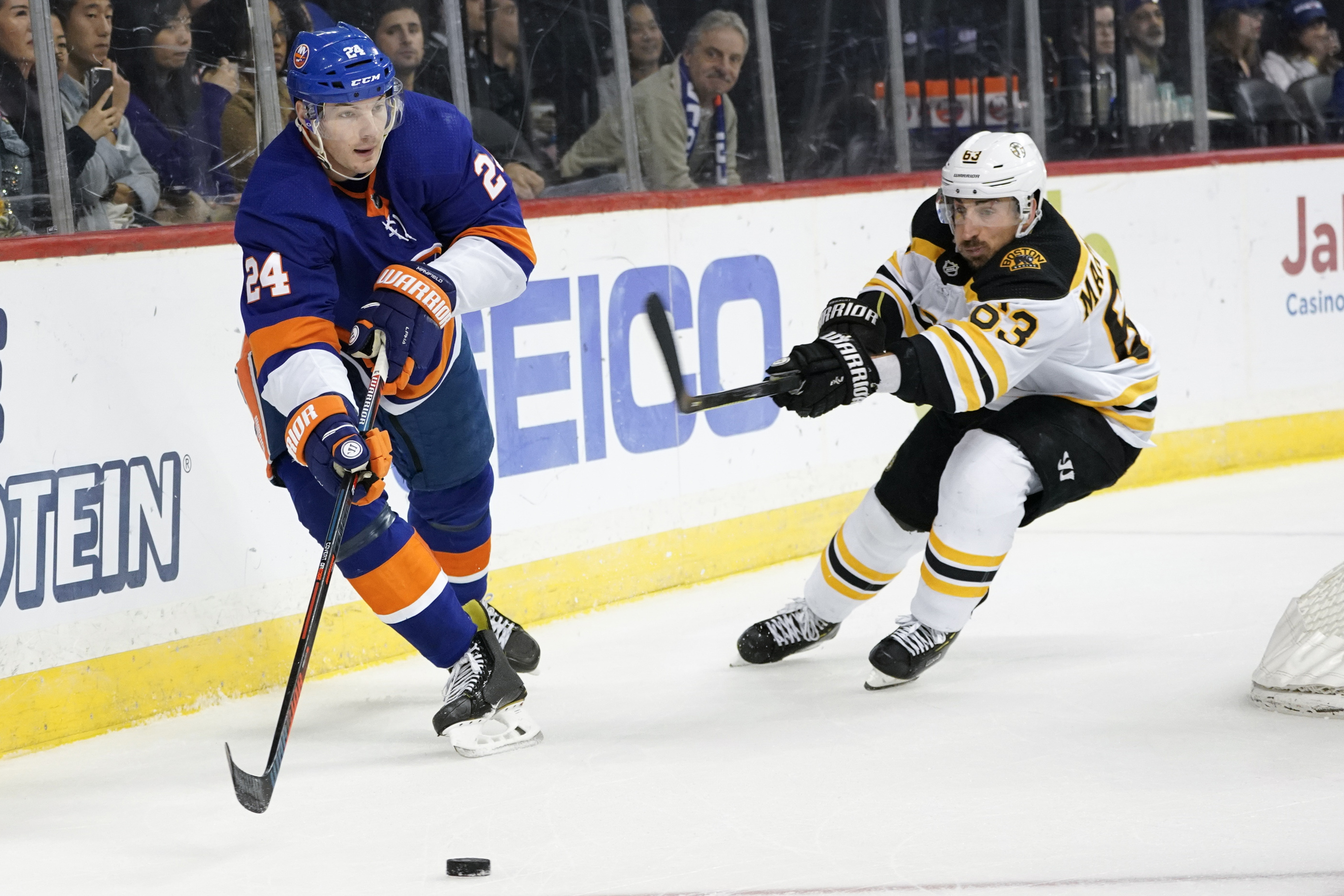 Why Scott Mayfield is liking Islanders' title chances if play resumes