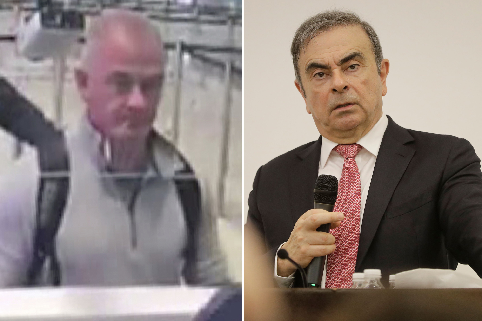 Ex-Green Beret says it wasn't a crime to help Carlos Ghosn escape