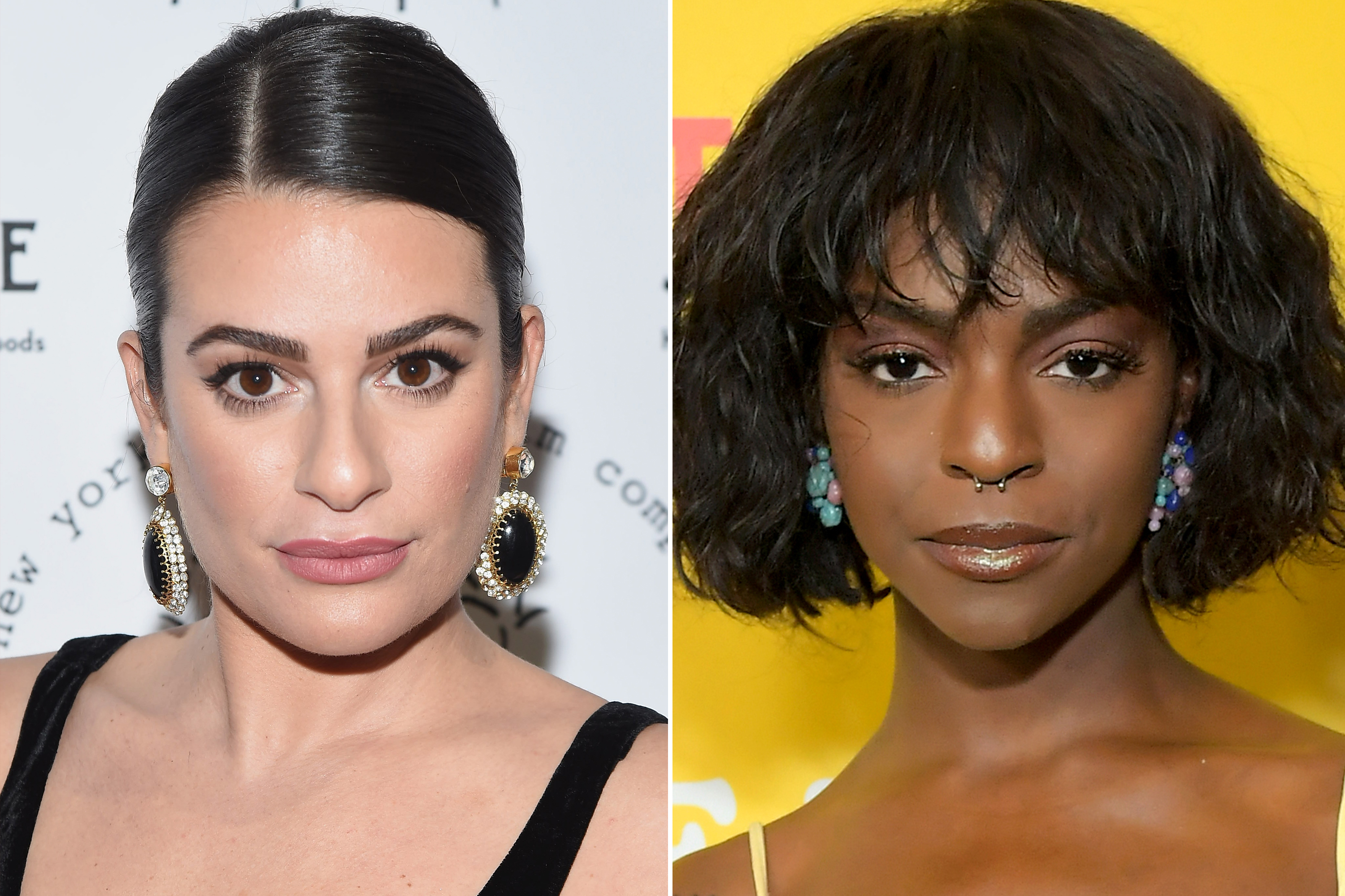 Glee Star Lea Michele Was A Mean Girl From Day One Says Samantha Ware
