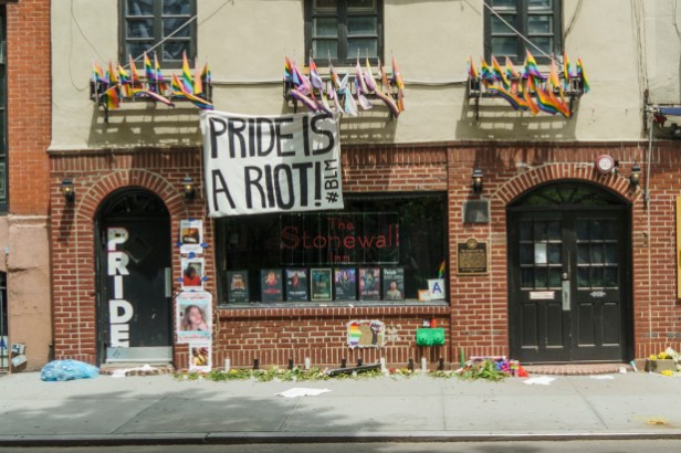 Stonewall Inn Gets 550k Lifeline To Survive Coronavirus