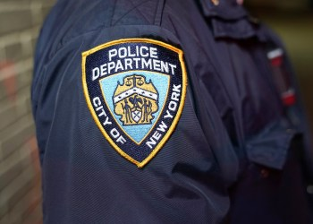 Off-duty NYPD sergeant arrested following 'family fight' in the Bronx