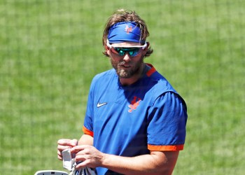 Mets players expect travel during pandemic to be 'crazy'