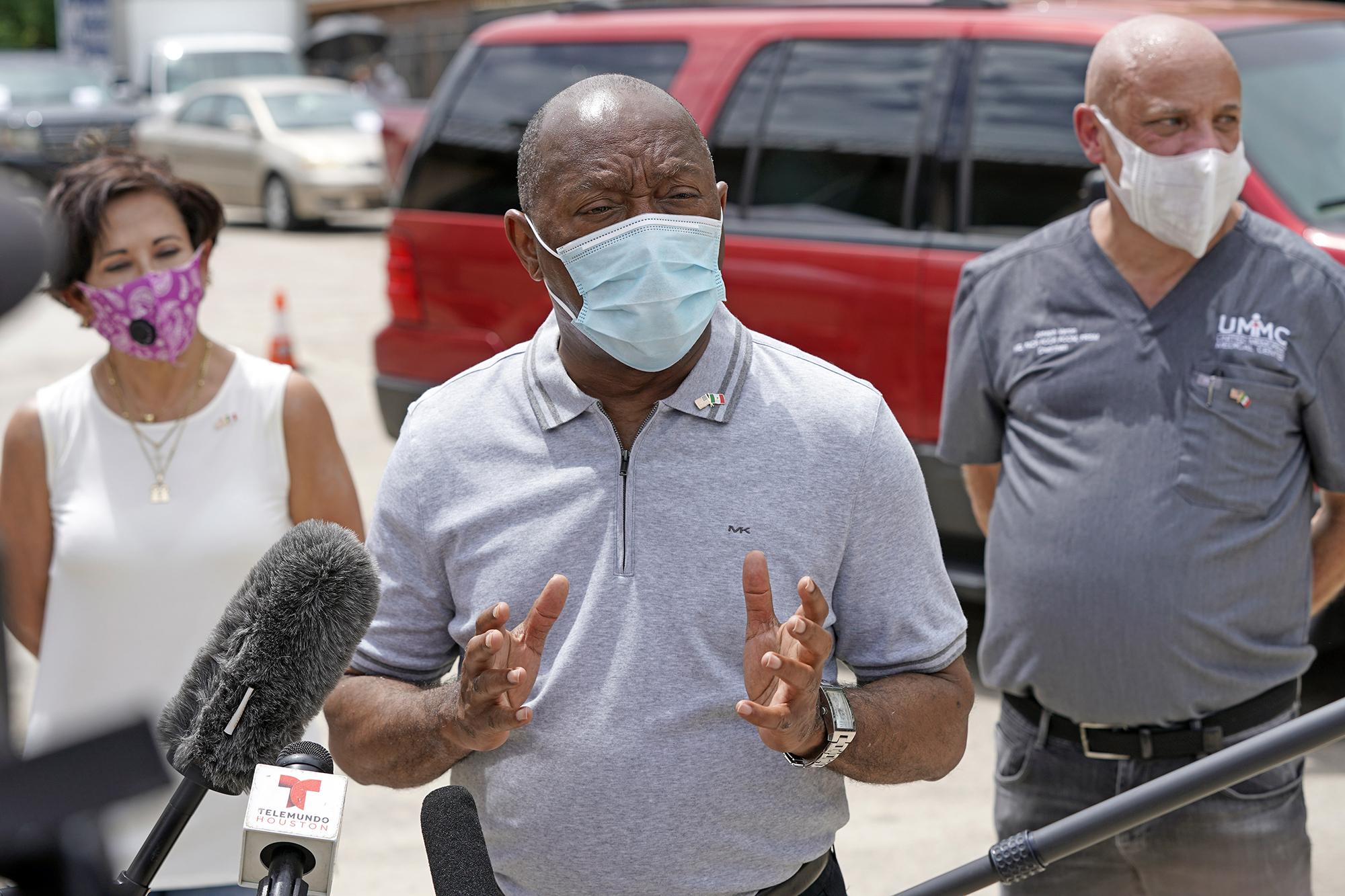 Houston scraps Texas GOP's in-person conference over coronavirus