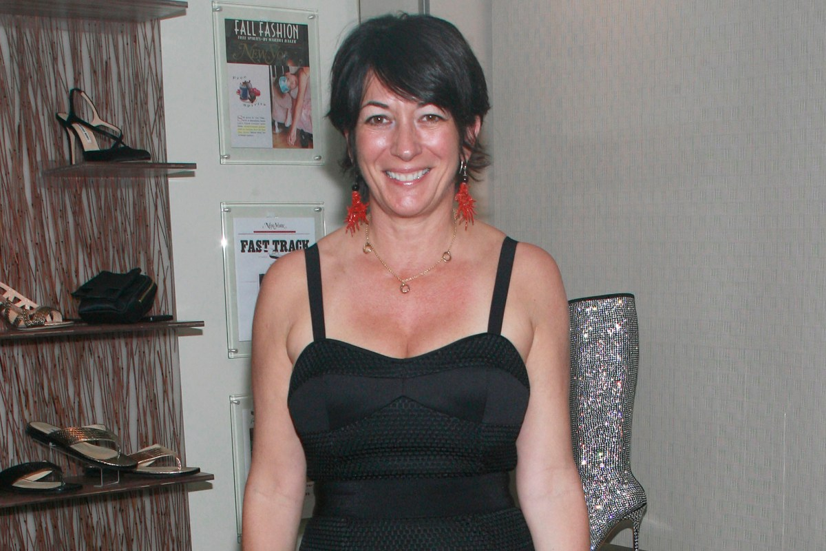 Ghislaine Maxwell Ordered Held Without Bail In Nh Court