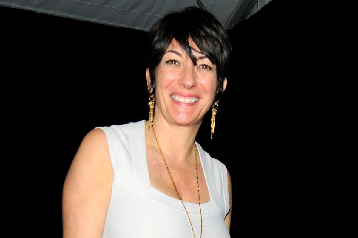 Ghislaine Maxwell Reportedly Being Moved From Cell To Cell