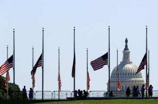 Trump Orders All Federal Flags to be Flown Half-Staff to Honor Rep. John Lewis