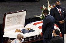 WATCH: God is Glorified on LIVE TV at Funeral for Civil Rights Icon John Lewis