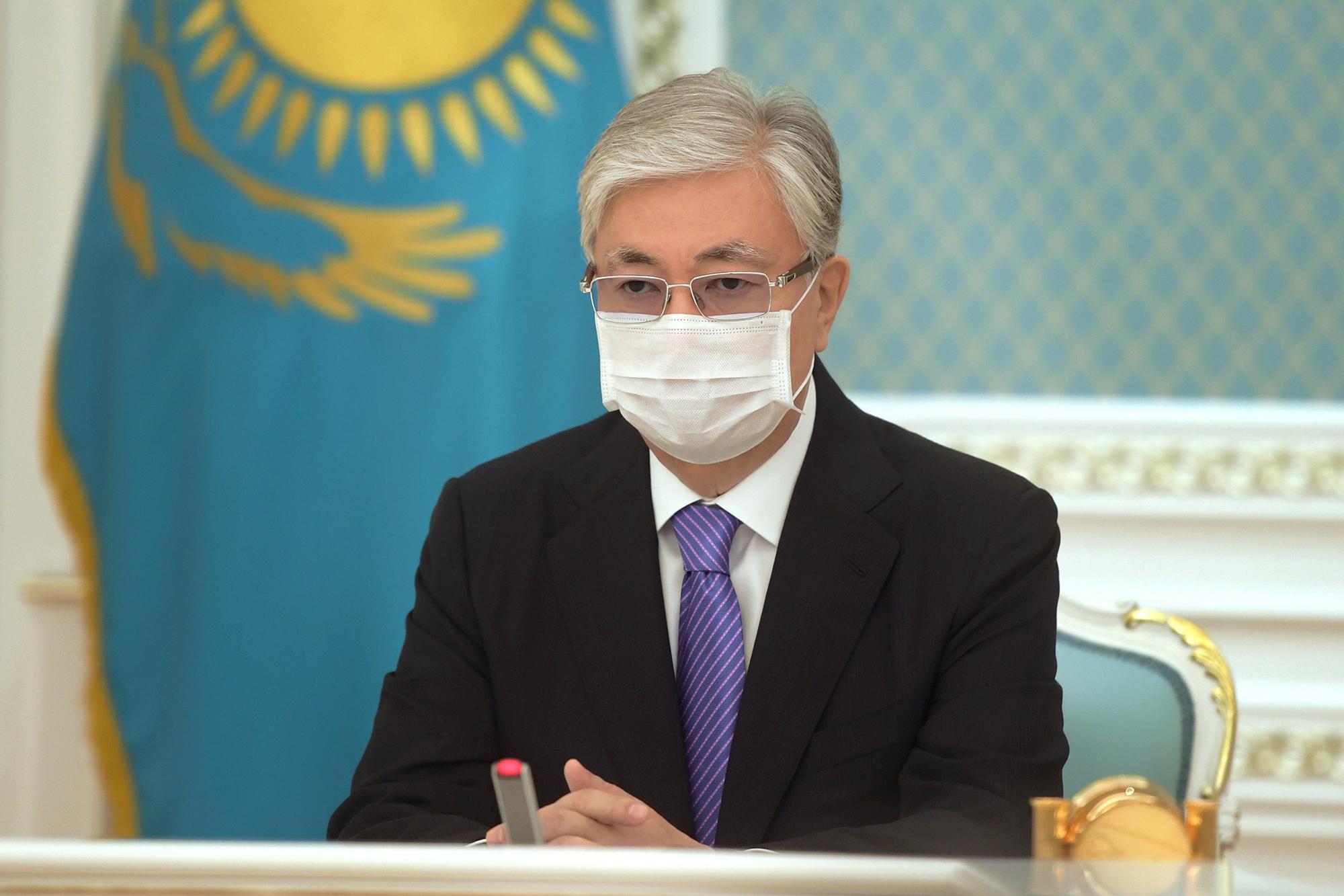 China says pneumonia probably deadlier than COVID-19 hits Kazakhstan