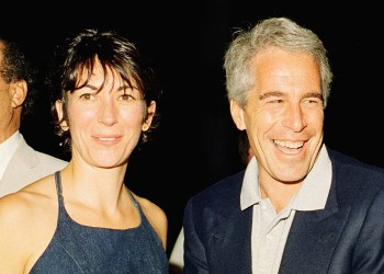 Ghislaine Maxwell filmed US politicians with underage girls, former pal claims