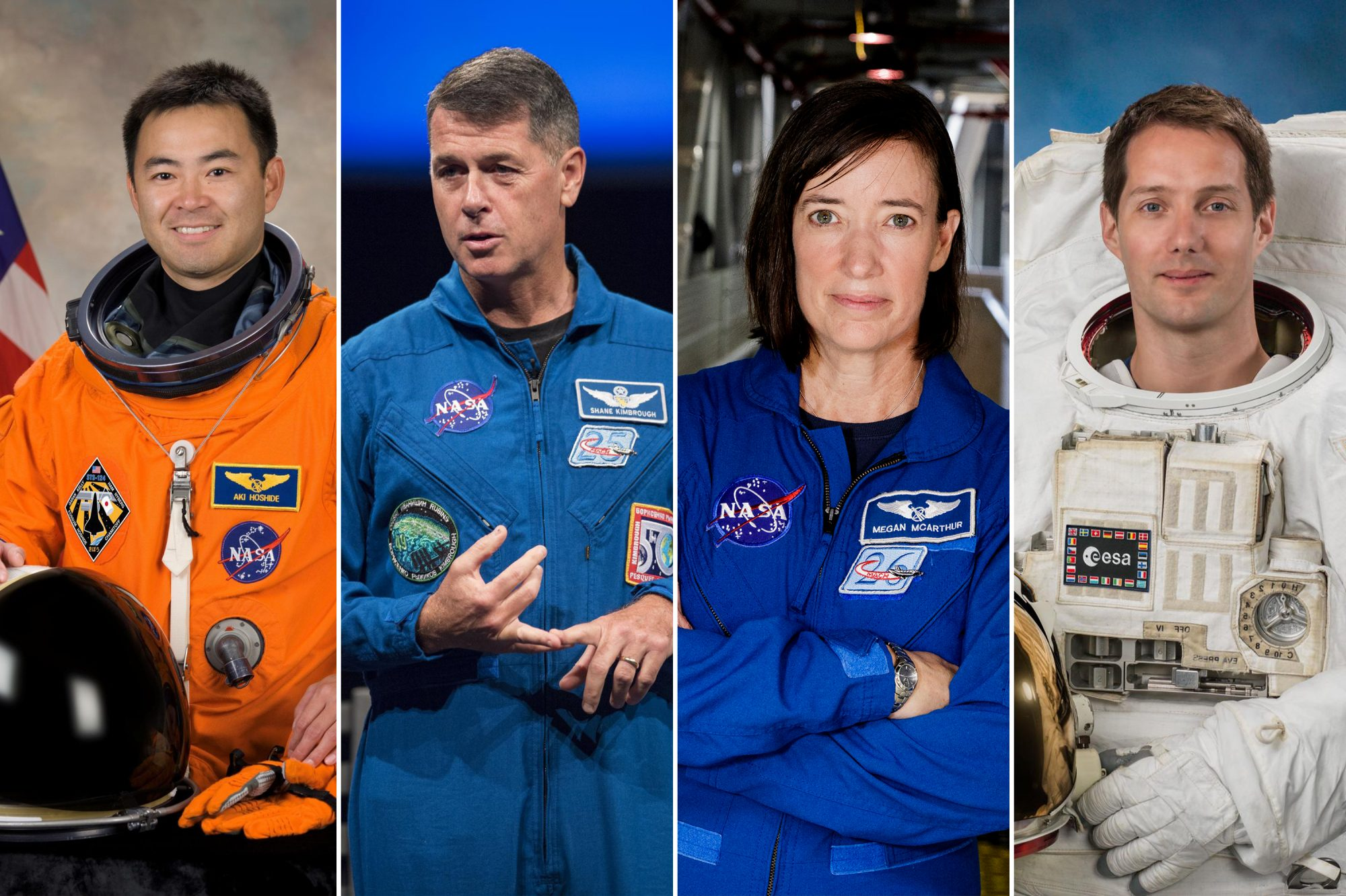 NASA announces astronauts for second SpaceX Crew Dragon ...
