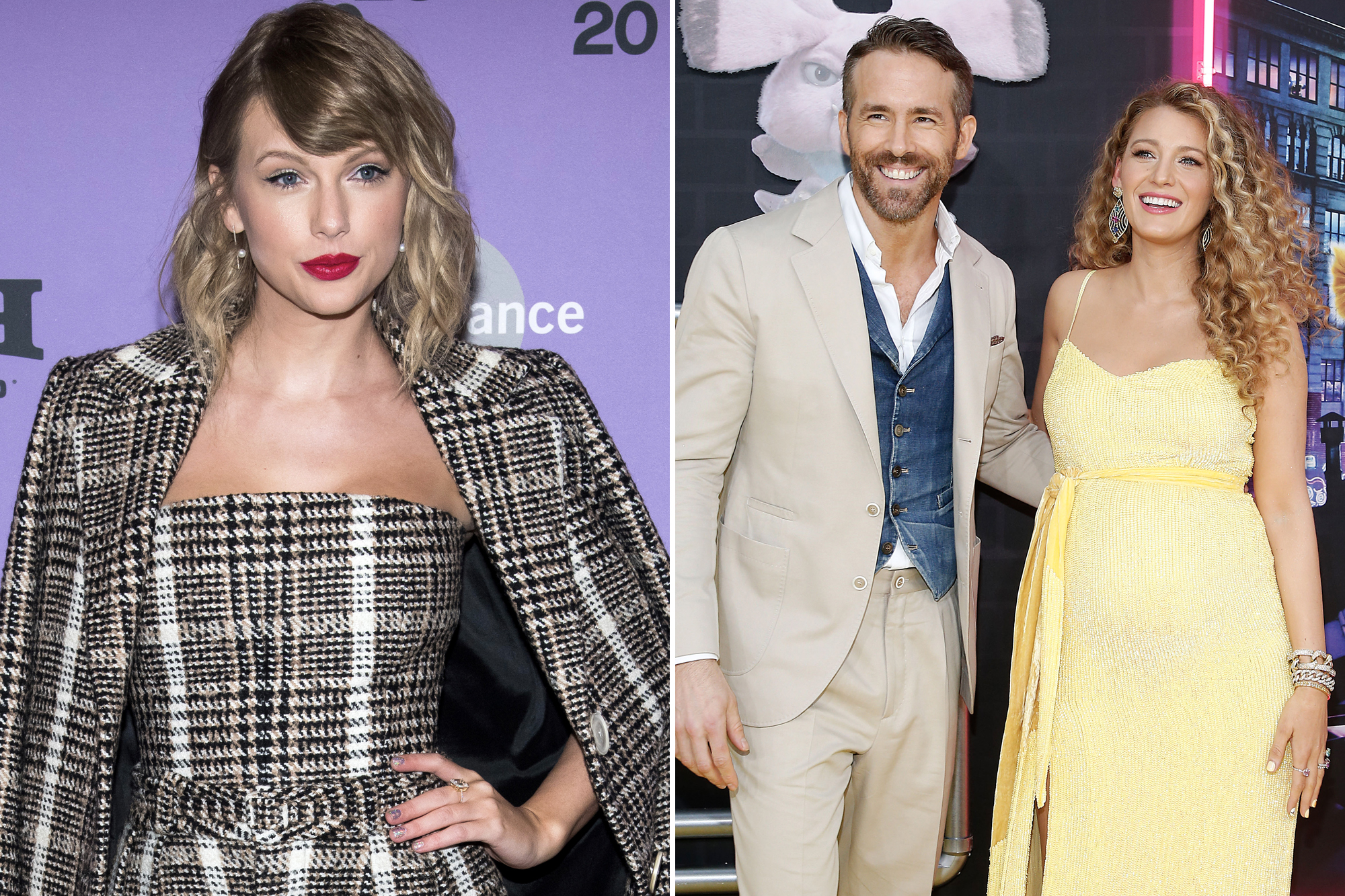 Did Taylor Swift Reveal Blake Lively S Baby S Name In Betty